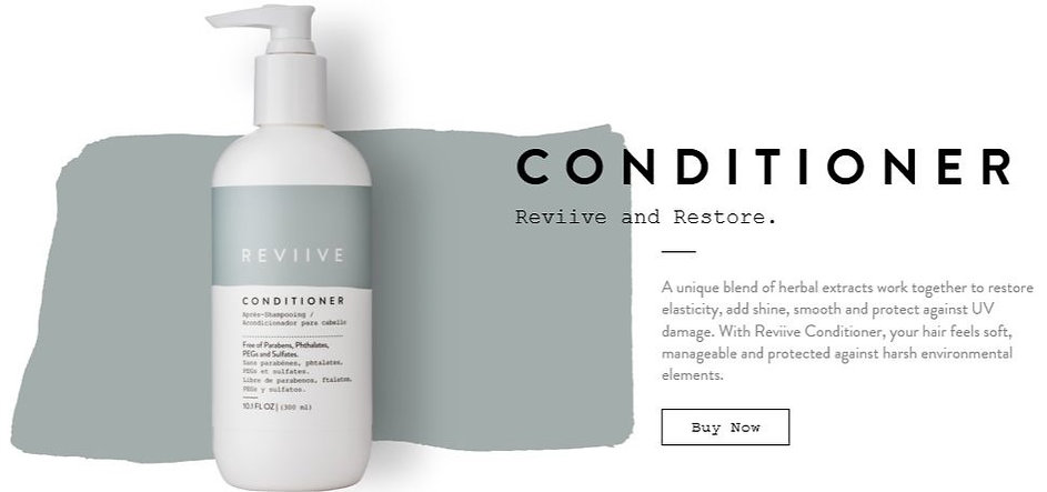Reviive Organic Conditioner - Save 30% OFF Today!