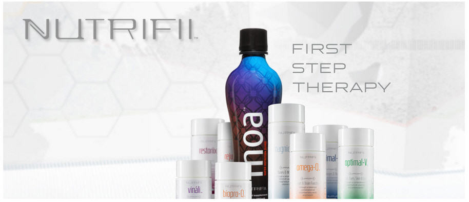 Nutrifii by Ariix - First Step Therapy