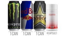 Compare Rejuveniix to Energy Drinks