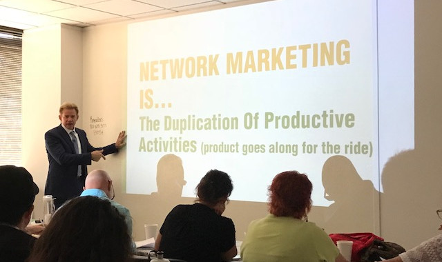 Tim Sales - Network Marketing Is the Duplication of Productive Activities .jpg