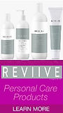 Best in Class - Reviive personal care products are packed with all-natural and certified organic ingredients.