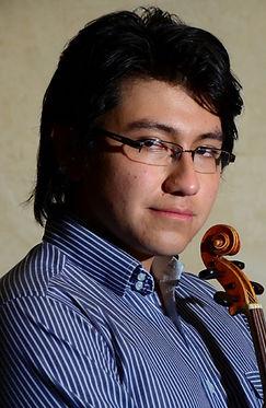 Daniel Cifuentes Jimenez, Geigenlehrer, Geigenunterricht, Geige, Musikschule Cluster, Frankfurt, Violine