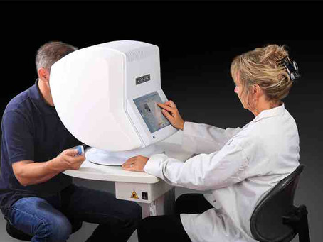 All about the Visual Field Test (VFT) or Perimetry Test for #Glaucoma