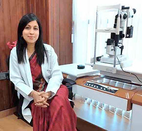 Dr Aditi Agarwal - Best Eye Surgeon in Gurgaon