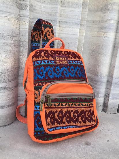 Kilim sırt çantası