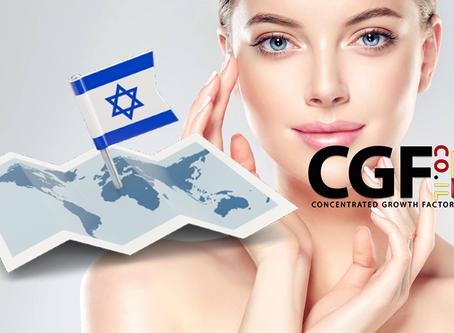 הדור השלישי של PRP נמצא כאן בישראל