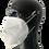 Thumbnail: KN95 מארז 10 מסכות נשימה