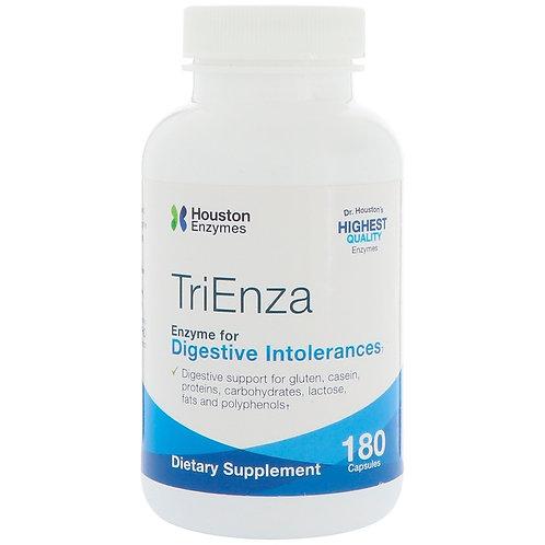 Houston Enzymes TriEnza Capsules