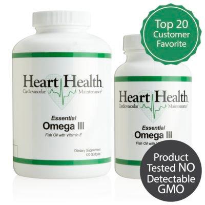 NutraMetrix Heart Health Omega III
