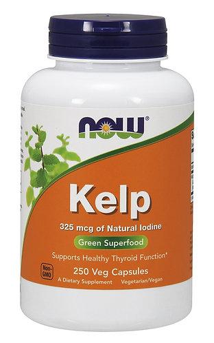 Now Kelp 325 mcg