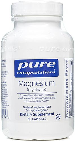 Pure Magnesium Glycinate