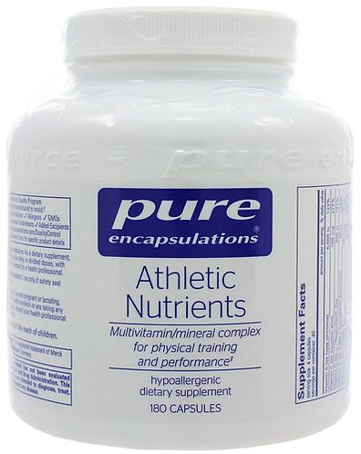 Pure Athletic Nutrients