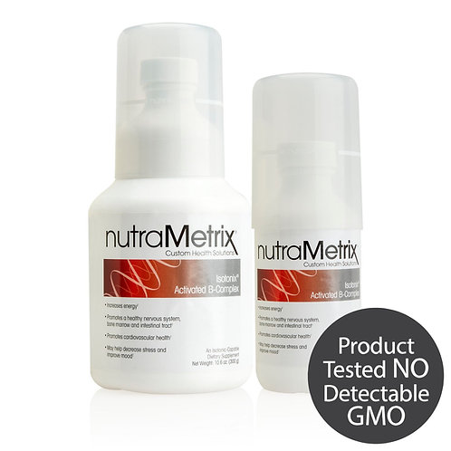 NutraMetrix Activated B-Complex