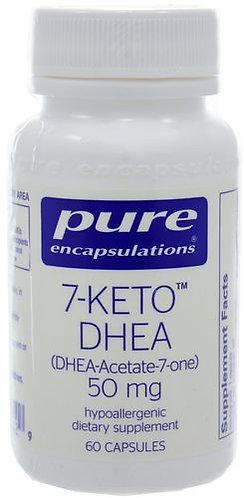 Pure 7-Keto DHEA 50 mg