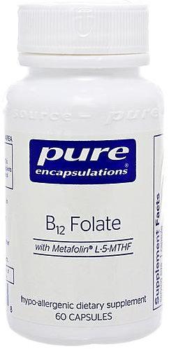 Pure B12 Folate