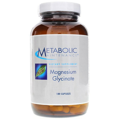 Metabolic Maintenance Magnesium Glycinate