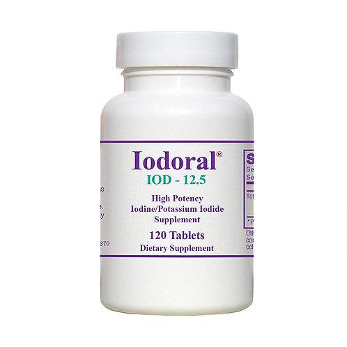 Iodoral IOD - 12.5