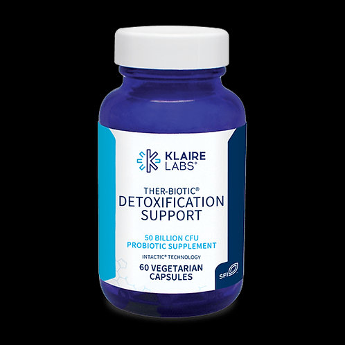 Klaire Labs Ther-Biotic Detoxification Support