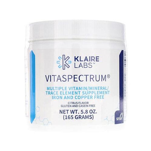 Klaire Lab Vita Spectrum Powder Citrus flavor 5.8 oz
