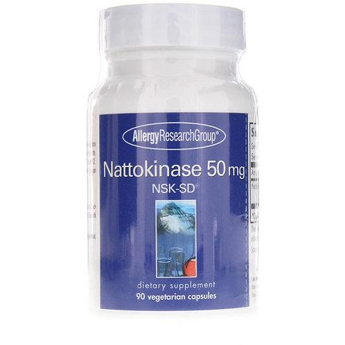 Allergy Research Nattokinase 50 mg