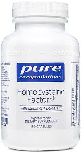 Pure Homocysteine Factors