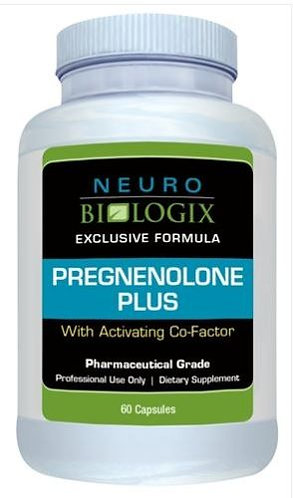 Neuro Biologix Pregnenolone Plus