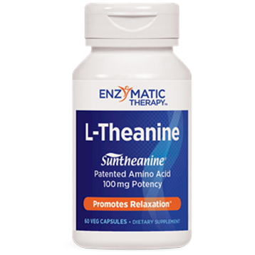 Enzymatic Therapy L-Theanine 100 mg