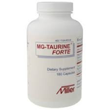 Miller Mg-Taurine Forte