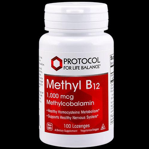 Protocol for Life Balance Methyl B12