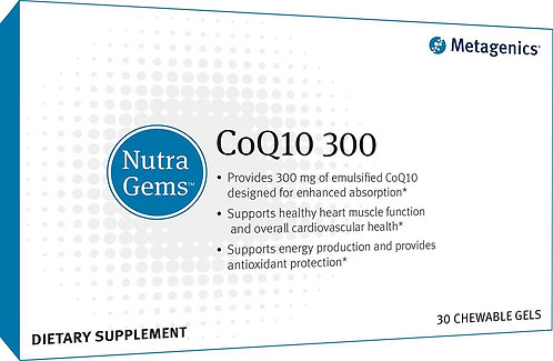 Metagenics CoQ10 300