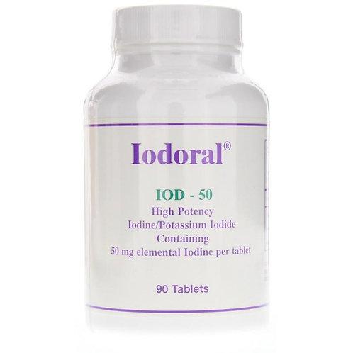 Iodoral IOD - 50