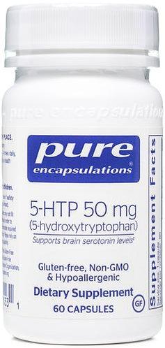 Pure 5-HTP 50 mg