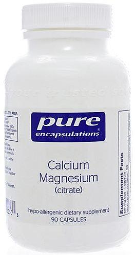 Pure Calcium Magnesium Citrate