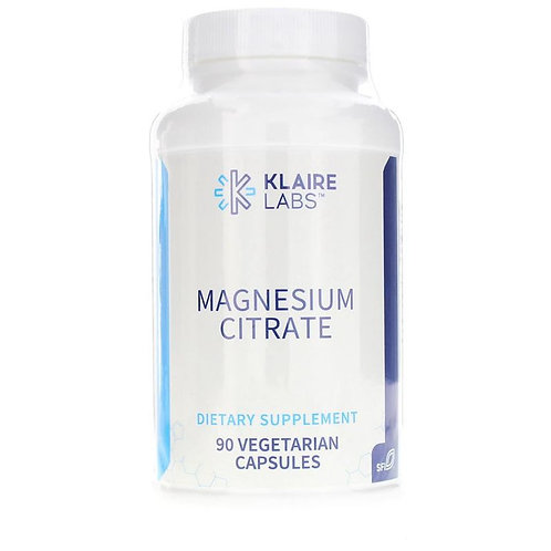 Klaire Labs Magnesium Citrate