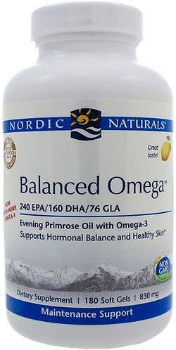 Nordic Naturals Balanced Omega