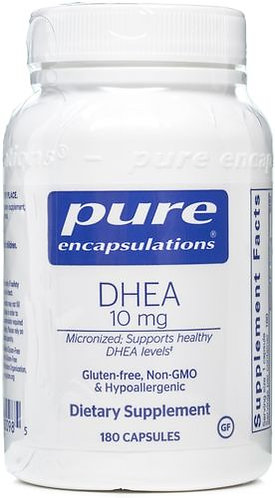 Pure DHEA 10 mg