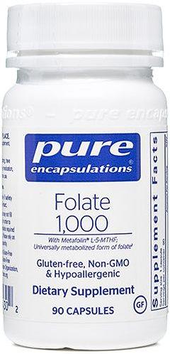 Pure Folate 1000