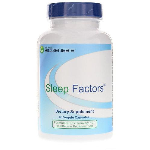Biogenesis Sleep Factors