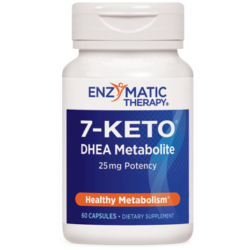 Enzymatic Therapy 7-Keto DHEA 25 mg