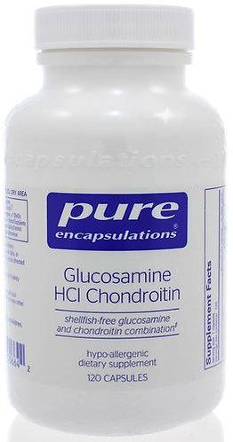 Pure Glucosamine HCl + Chondroitin