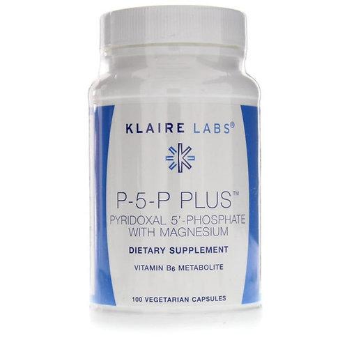 Klaire Labs P-5-P Plus