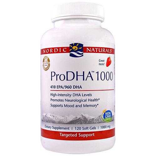 Nordic Naturals ProDHA 1000 mg