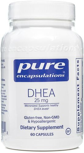 Pure DHEA 25 mg