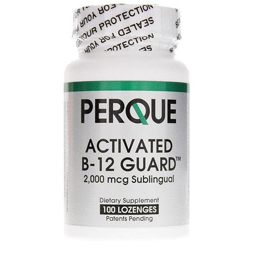 Perque Activated B-12 Guard 2000 mcg