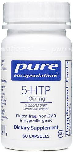Pure 5-HTP 100 mg