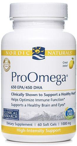 Nordic Naturals ProOmega soft gels