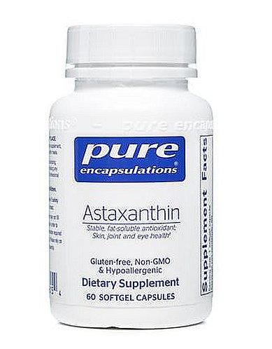 Pure Astaxanthin