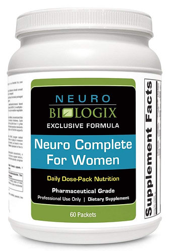 Neuro Biologix Neuro Complete for Women