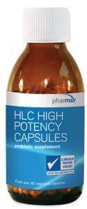 Pharmax HLC High Potency Capsules