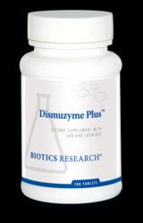 Biotics Research Dismuzyme Plus
